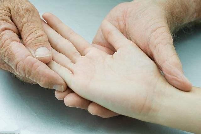 从手相可以看健康