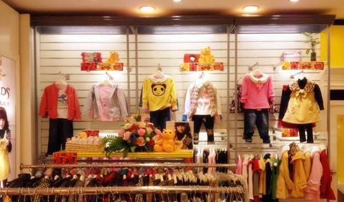 童装店铺怎样取名